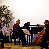 Atrium, 30.11.2007, Pražské komorní trio