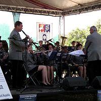 23.5.2010, Prague, solo with Harmonie 1872 band