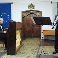 Bulharsko, Kjustendil, 19.4.2011, s M. Rezkem