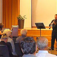 Münchenbuchsee, Švýcarsko, 15.9.2011, s G. Molovou