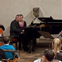 Prague, 26.12.2011, Prague Chamber Trio, Christmas Concert in musical Festival A Touch of Czech Music