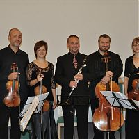 Vysocany hall,Prague, 20.9.2012, with Kubelik quartet