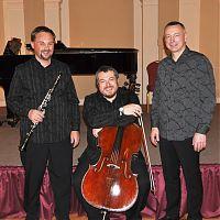 22.12.2012, Františkovy Lázně, Pražské komorní trio