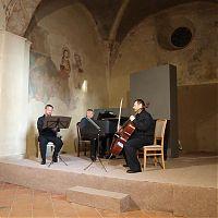 18.6.2013, Strakonice, Pražské komorní trio
