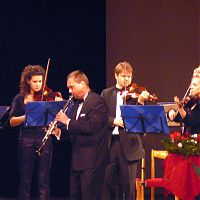Strakonice, 22.12.2013, Christmas Concert with Virtuosi di Praga