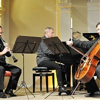 Františkovy Lázně, 20.1.2014, Pražské komorní trio