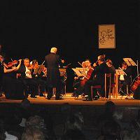Strakonice, 23.9.2014, with Dvorak Chamber Orchestra
