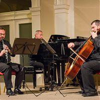 Františkovy Lázně, 22.12.2015, Pražské komorní trio