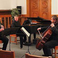 Klatovy, 7.4.2016, Pražské komorní trio
