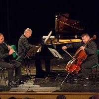 Vrchlabí, 11.10.2016, Pražské komorní trio