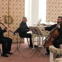 Dvůr Králové nad Labem, 17.4.2018, Pražské komorní trio