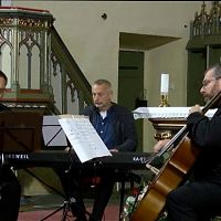 Strakonice, church st. Marketa, 13.10.2019, Prague Chamber Trio