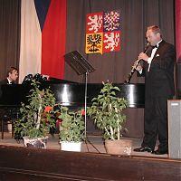 Krajanský spolek Sofia, Bulharsko, koncert k Státnímu svátku ČR 28.10.2006