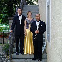 Trio con Canto, chateau Blatna, summer 2005